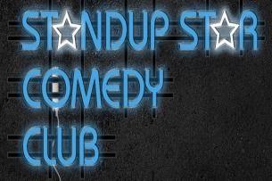 STANDUP STAR COMEDY CLUB med Carl Stanley m.fl