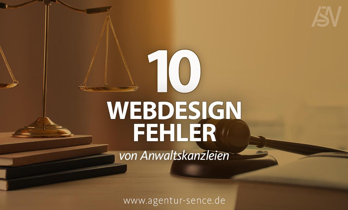 10 typische Website-Designfehler von Anwaltskanzleien