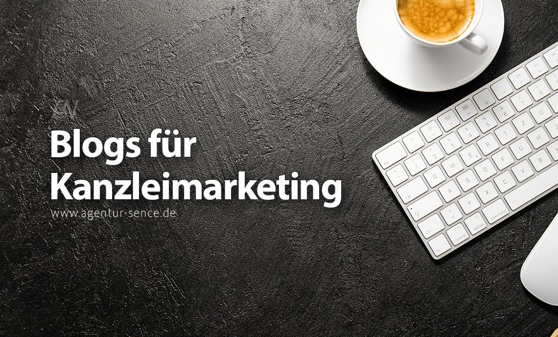 Einführung in Weblogs für Kanzleimarketing