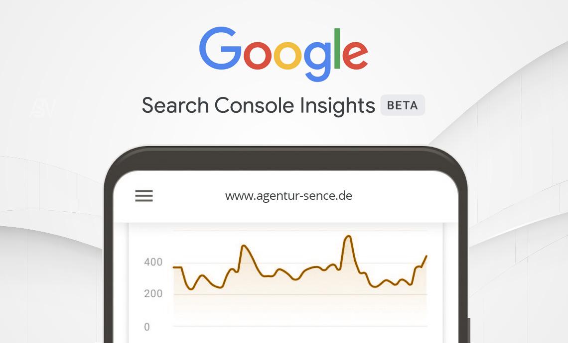 Google führt Search Console Insights ein