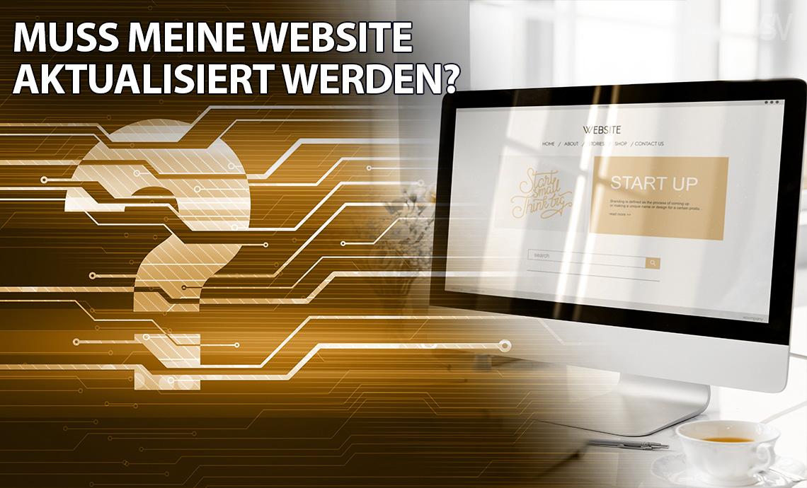 Muss meine Anwaltskanzlei-Website aktualisiert werden? So finden Sie es heraus!