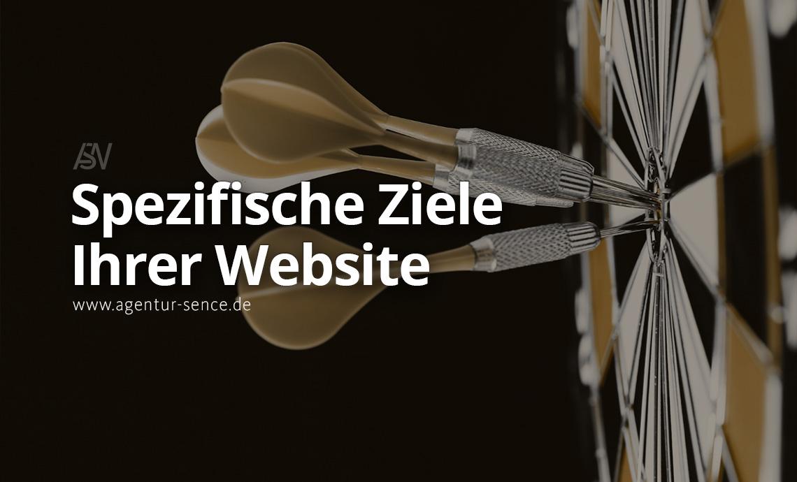 Welches Ziel hat Ihre Kanzlei-Website?