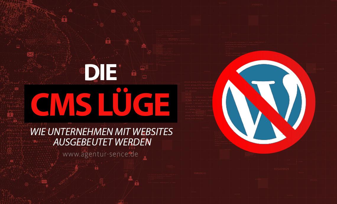 Die CMS-Lüge: Wie Sie mit WordPress ausgebeutet werden