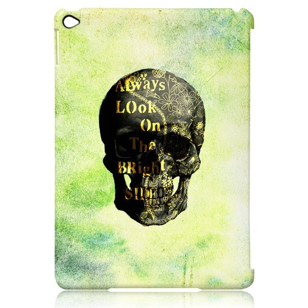 Funda de iPad 'Always on look on the bright side' por Heaven7
