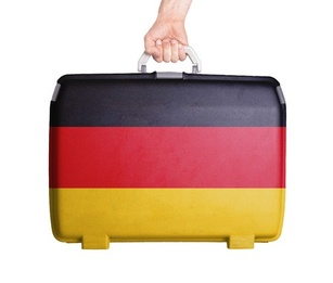 Suitcase germany