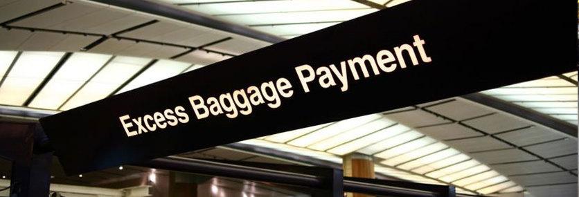 Viaje con la tranquilidad de no tener que pagar tarifas abusivas por exceso de equipaje