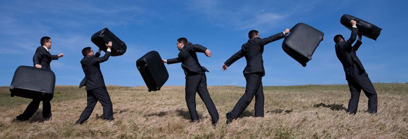 Somos pioneros en el envío de equipaje a través de internet.