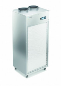 Air purifier improves working conditions in the food industry