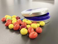 Mehr Sicherheit für  Süßwaren-Verpackungen