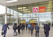 Koelnmesse expects more than 1,750 exhibitors at the 50th ISM (Photo: Koelnmesse)