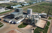 BLC's new shea butter processing plant in Ghana. (Image: BLC)