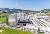 Bühler headquarters in Uzwil/Switzerland. (Image: Bühler)