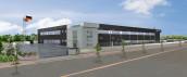 The new multi-purpose building in Japan. (Image: Multivac)