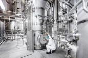 New evaporator plant. (Image: Uelzena)