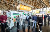 FachPack 2021 in Nuremberg: full aisles and a good atmosphere. (Image: Nürnberg Messe)
