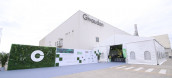 Givaudan's new extension to its Nantong manufacturing facility.