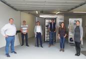 Die Vertriebsabteilung Food des Trocknungsanlagenbauers Harter. (Bild: Harter)
