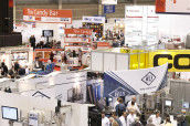 Impression of Pack Expo International 2016.