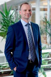 Dr Michael Grosse. (Image: Syntegon)