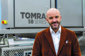 Marco Colombo, new Global Category Director Potatoes, Tomra Food (Image: Tomra Food)