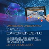 Advertorial: Winkler und Dünnebier Süßwarenmaschinen digital erleben – WDS lädt ein zur Virtual Experience