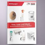 ADVERTORIAL: Tinte, Laser oder Etikett?
