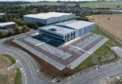 Blick auf das neue Global Centre of Excellence für Röntgeninspektion in Royston. (Bild: Mettler-Toledo)