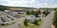 Hauptsitz der STI Group in Lauterbach. Foto: STI Group