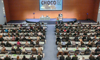 Every two years, Choco Tec attracts more than 350 experts to Cologne. (Image: ZDS)