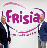 Jörg Multhaup (left) and Michael Voß are responsible for the frisia® brand business in Germany, Austria and Switzerland. (Image: frisia GmbH)