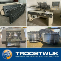 ADVERTORIAL: Online auction: Confectionery machines for chocolate, praline and candy production (Austria)
