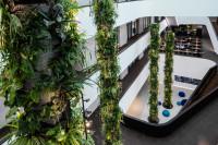 Blick in das neue Zurich Innovation Centre von Givaudan.