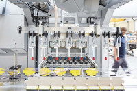 The trade fairs interpack and components will take place again in 2023 - on the rotational basis. (Image: Messe Düsseldorf)