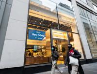 Der weltweit größte Flagship-Store von Läderach an der 5th Avenue in New York City. (Foto: Läderach)