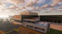 Das neue Distributionszentrum von Barry Callebaut in Lokeren/Belgien. (Bild: Miebach/Barry Callebaut)