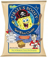 Hershey to acquire cheese puffs manufacturer Pirate Brands