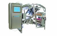Optisches Sortiersystem Sortex F mit Kameratechnik BioVision für die Lebensmittelsicherheit.