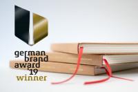 Zentis mit German Brand Award für Jubiläums-Festschrift ausgezeichnet