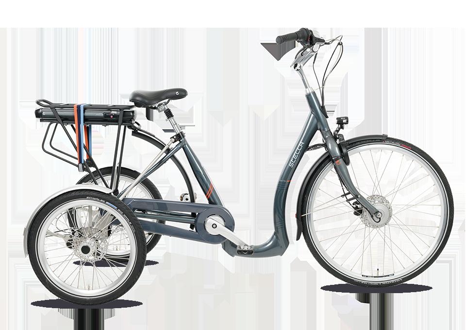 Nantes Superior FDST Trike