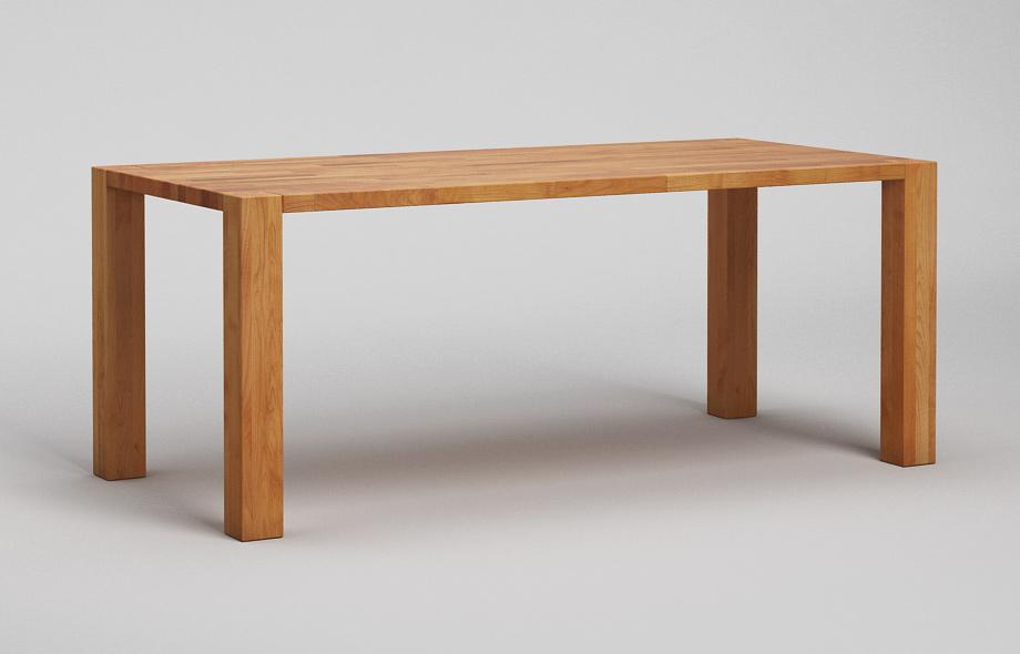 et03 esstisch aus kirschbaum massiv nach ma von frohraum. Black Bedroom Furniture Sets. Home Design Ideas