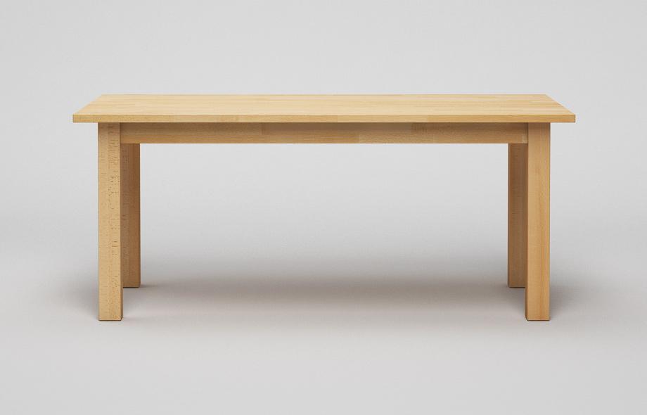 Et20 Esstisch: In 7 Holzarten - Klassischer Tisch Von Frohraum