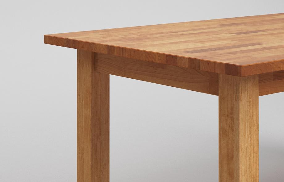 et20 esstisch kirschbaum massiv klassischer tisch von. Black Bedroom Furniture Sets. Home Design Ideas