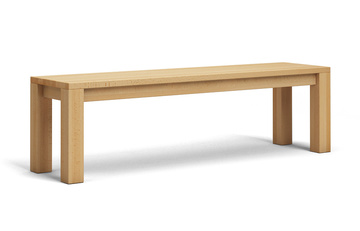 Sitzbank Holz Mit Lehne sitzbank massiv maßgefertigt in 7 holzarten frohraum