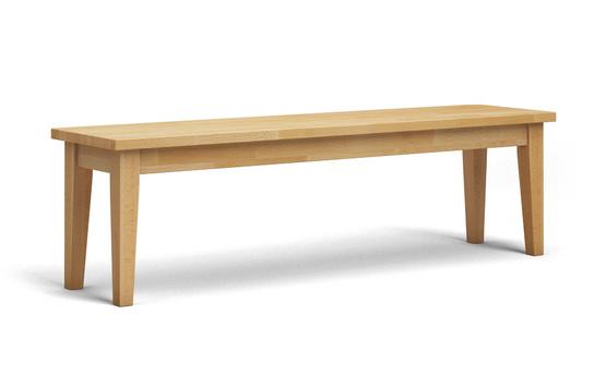 sb21 klassische sitzbank aus massivholz von frohraum. Black Bedroom Furniture Sets. Home Design Ideas