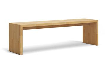 sitzb nke aus buche massiv ma gefertigt von frohraum. Black Bedroom Furniture Sets. Home Design Ideas