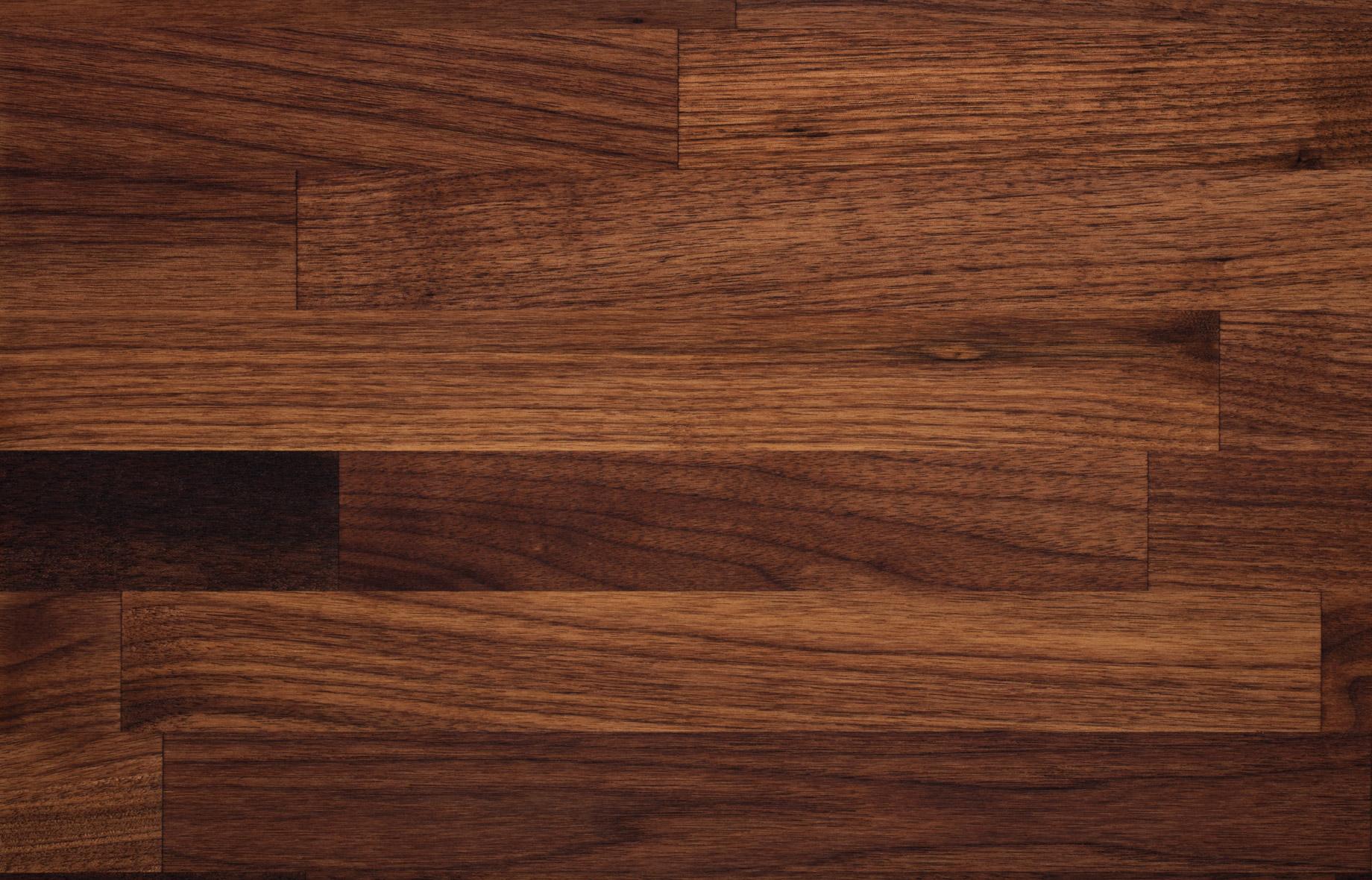 b33 bett nussbaum massiv minimalistisches schwebebett. Black Bedroom Furniture Sets. Home Design Ideas