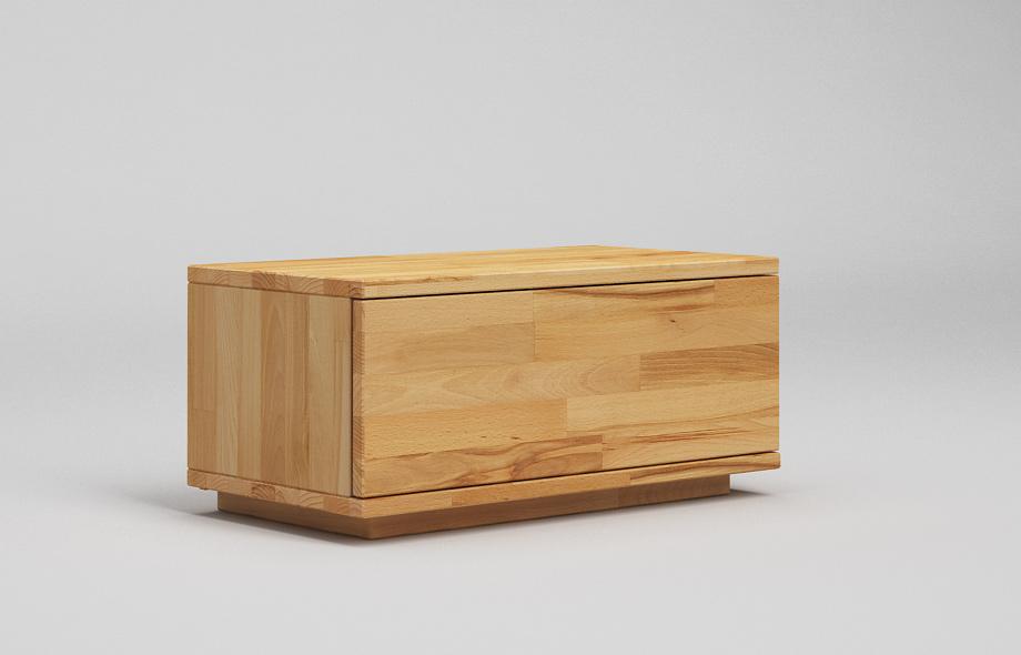 nt11 nachttisch aus kernbuche massivholz von frohraum. Black Bedroom Furniture Sets. Home Design Ideas