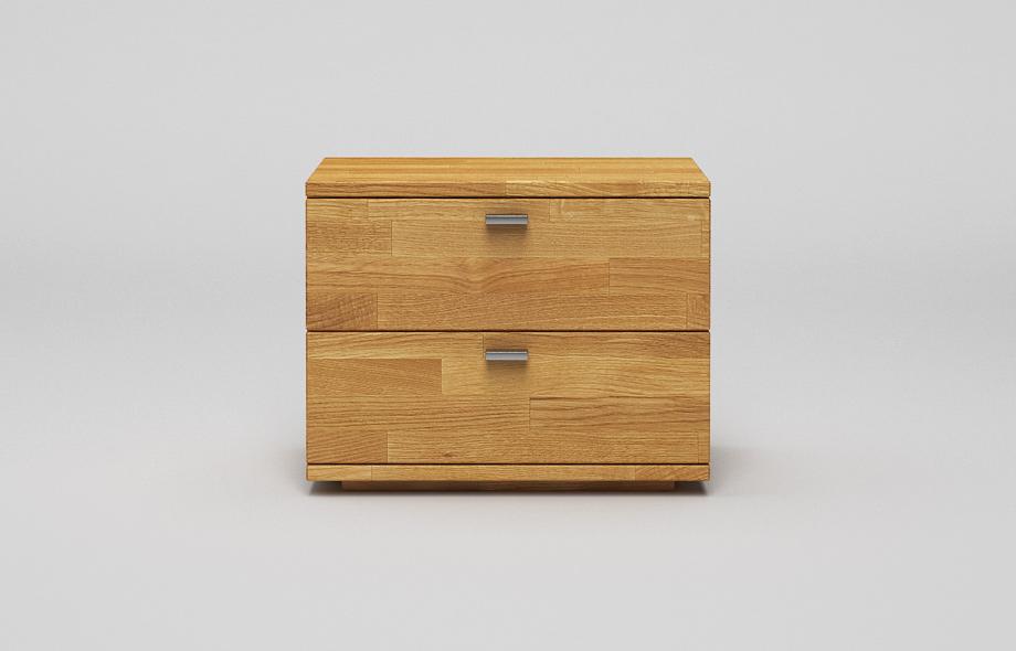 nt12 nachttisch aus eiche massivholz von frohraum. Black Bedroom Furniture Sets. Home Design Ideas