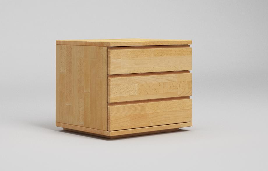 nt13 nachttisch aus buche massivholz. Black Bedroom Furniture Sets. Home Design Ideas