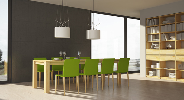 esstische aus ahorn massivholz von frohraum. Black Bedroom Furniture Sets. Home Design Ideas
